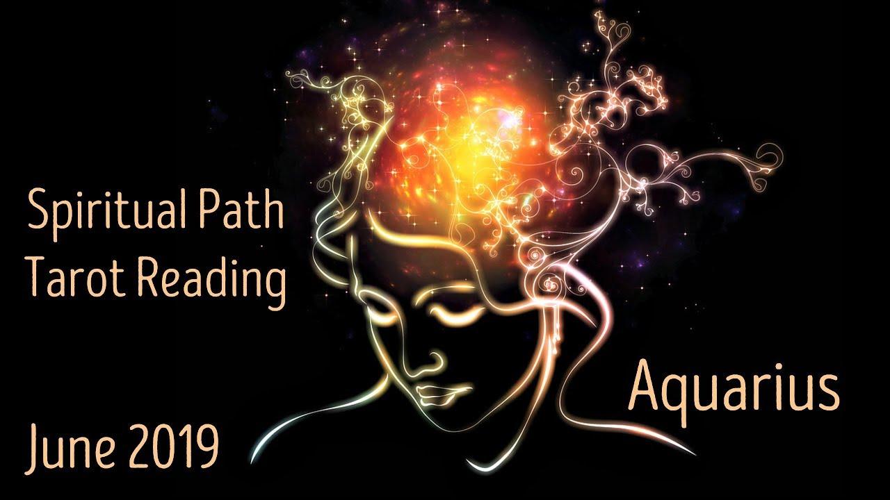Aquarius - The healer & past life seer! - Spiritual Path Reading June 2019