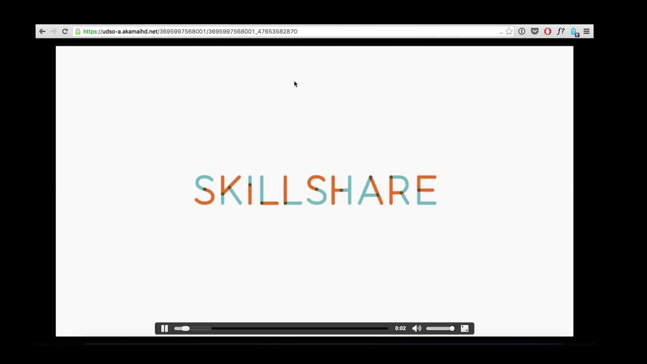 How to save video from Skillshare  Method 3
