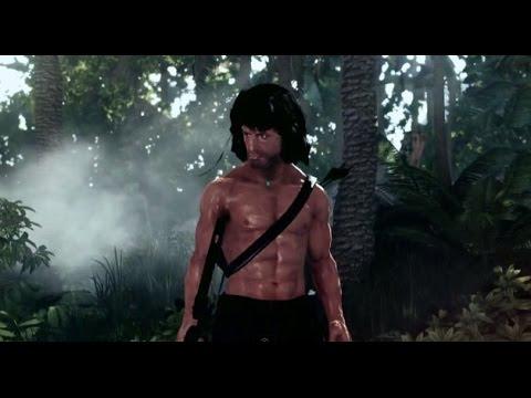 Rambo The Video Game - Baker Team : Conferindo o Troço (DLC) thumbnail