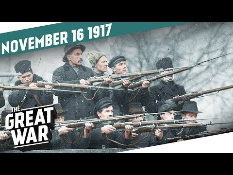 The End Of Passchendaele - Fighting in Petrograd I THE GREAT WAR Week 173