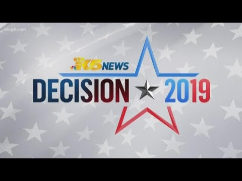 Here Are The First Results In Washington State's General Election