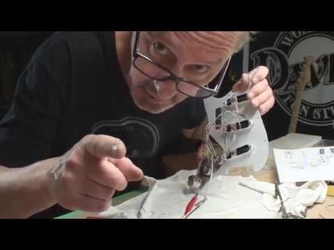 guitar kit build wiring tips tbx tone control