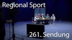 Regional Sport - 261. Sendung