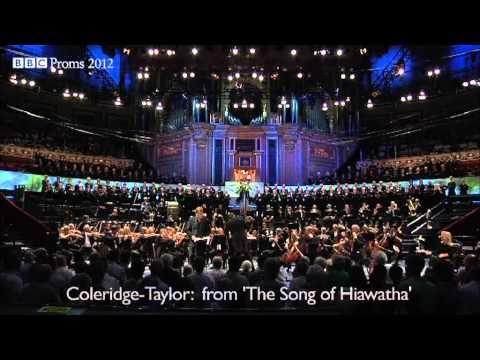 Kirsty Young, Bryn Terfel and Hiawatha - BBC Proms 2012