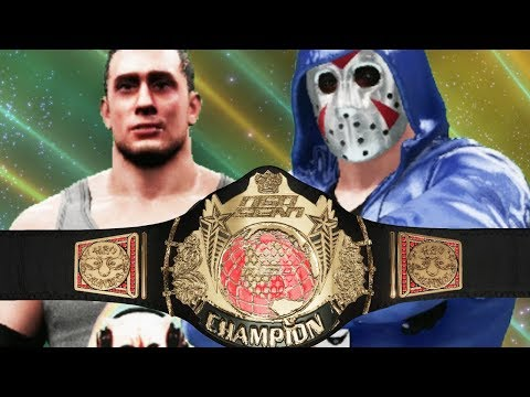 H2O Delirious vs PopularMMOs | Hell in a Cell |  N60 Championship | WWE 2K18