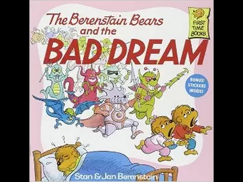 Bad Dream by Stan And Jan Berenstain