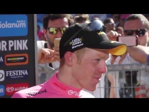 Giro d'Italia 2016: 14- Alpago (Farra) - Corvara - Esteban Chaves & Steven Kruijswijk