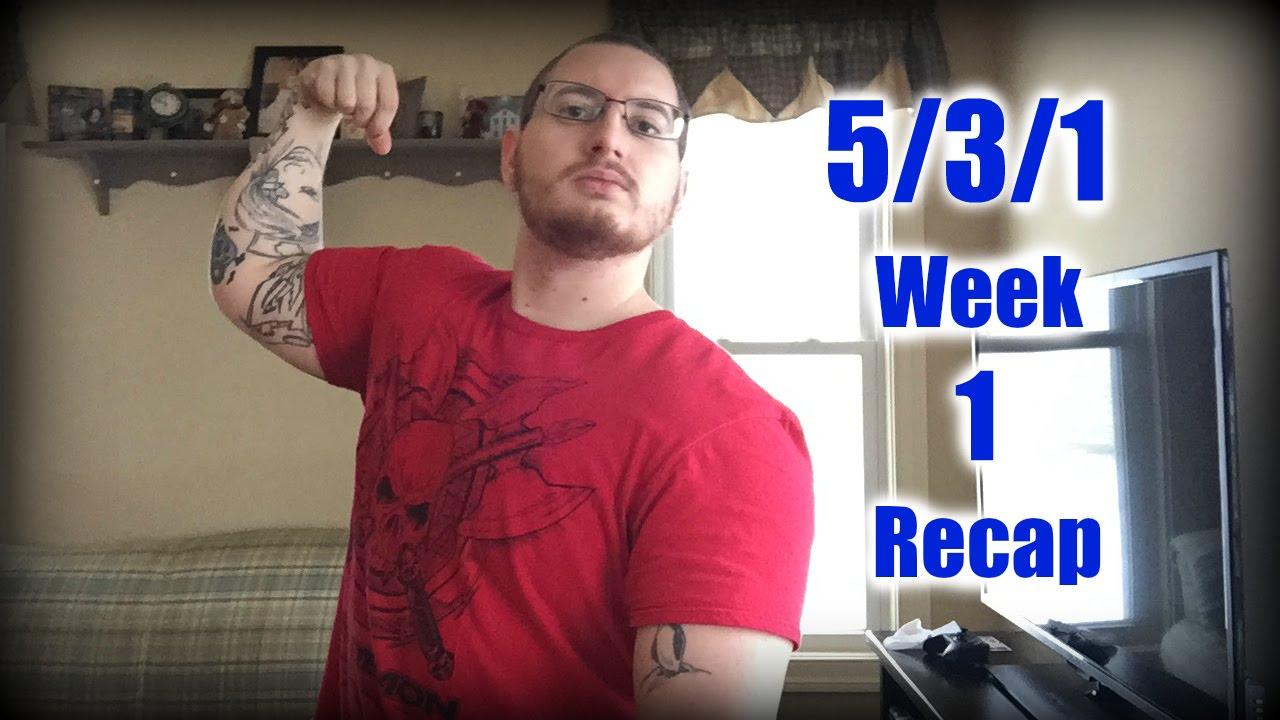 5/3/1 Boring But Big - Week 1 Recap!