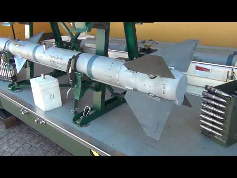AIM-120 Advanced Medium-Range Air-to-Air Missile (AMRAAM)