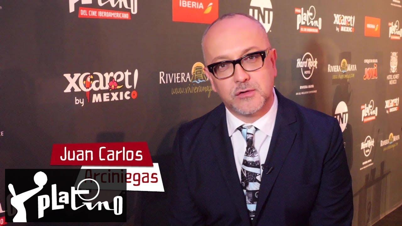 Resultado de imagen para v premios latinos riviera maya arciniegas