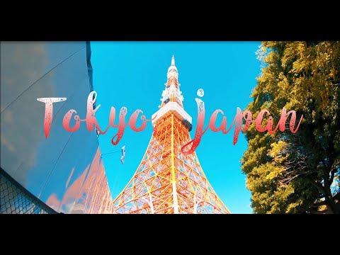 Travel Japan - Tokyo | GoPro Hero6