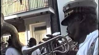New Orleans Music - Olympia Brass Band - Lord, Lord, Lord