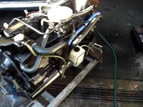 Ford 1 9l Engine Diagram Mercruiser 165 Hp Inline 6 Cylinder Youtube