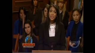 PART 2 of daughter suing her mother for $600