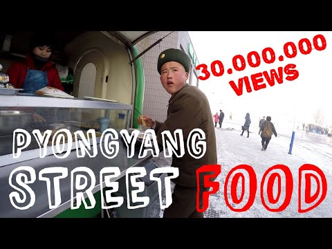 Thumbnail: Pyongyang Street Food - North Korea