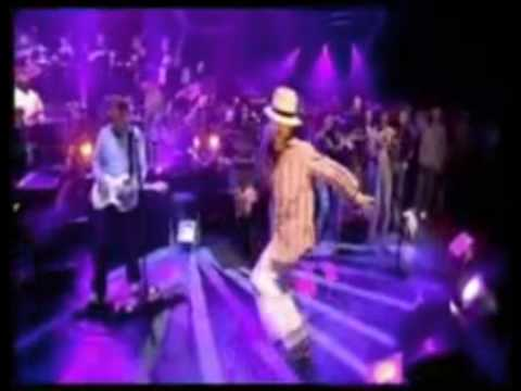 Jamiroquai main vein live on Later with Jools Holland 2001.