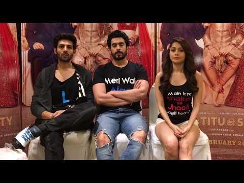 Kartik Aaryan | Nushrat Bharucha | Sunny Singh | Sonu Ke Titu Ki Sweety | Interview | EXCLUSIVE
