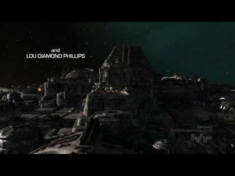 Stargate Universe Premiere : Destiny's Intro - stargate-fusion.com