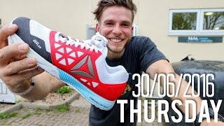 REEBOK CROSSFIT NANO 6: They have arrived!