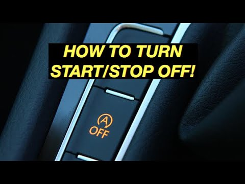 How To DISABLE Start/Stop - OBDeleven Pro Coding - Volkswagen Golf R MK7