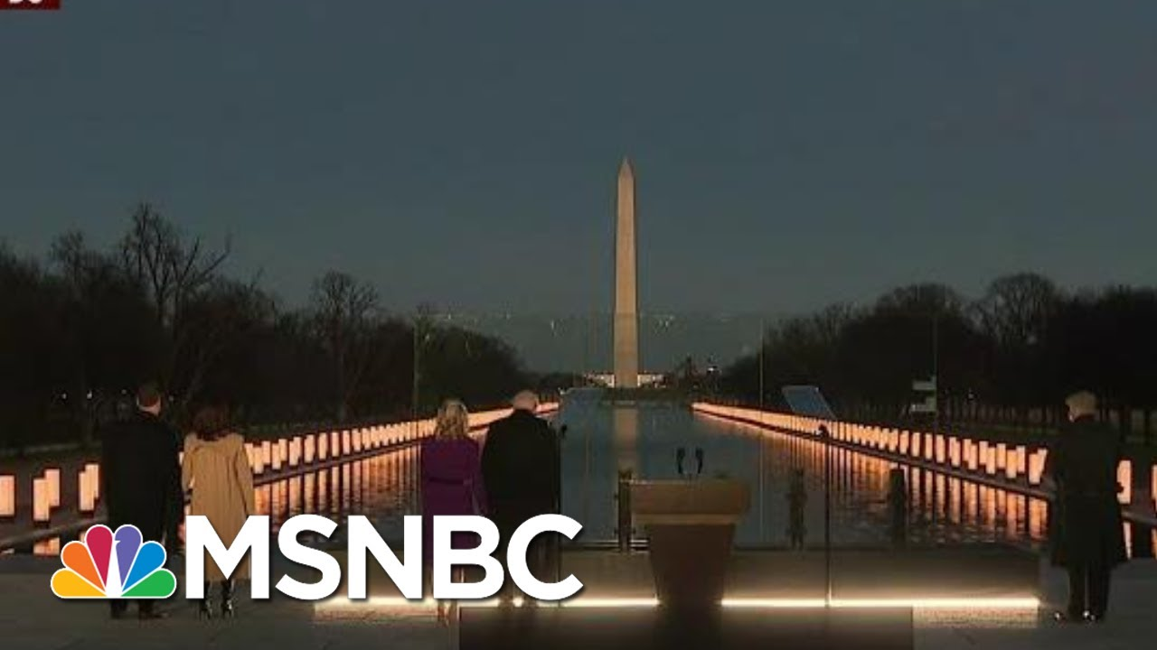 'A Very Cathartic Moment': MJ Panel On Inauguration, Memorial Ceremony | Morning Joe | MSNBC