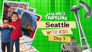Museum of Flight/Woodland Park Zoo/Geocaching HQ (Seattle With Kids):Look Who's Traveling
