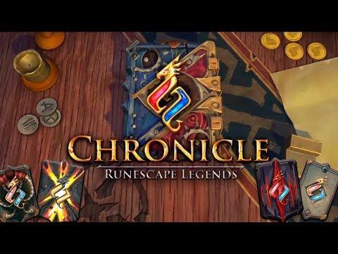видео: chronicle: runescape legends - Обзор, первое впечатление о карточно - настольной игре