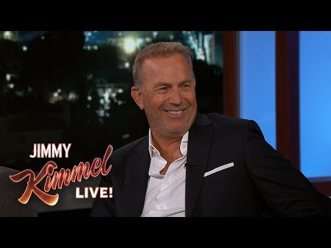 Kevin Costner Reveals Mickey Mantle