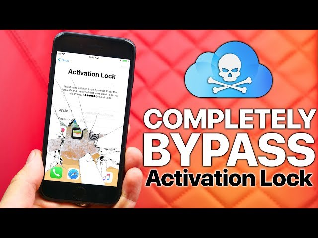 iCloud Activation Lock Removal Or Bypass On iOS 11 / 11 1