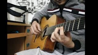 Phải Lòng Cô Gái Bến Tre (guitar solo)