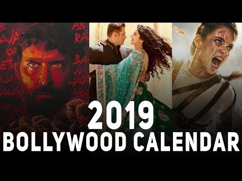 Bollywood Calendar 2019: Films To Look Forward To