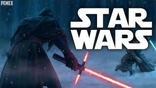 Интересные Факты Кино: Звездные Войны 1-7 ( 1 часть )