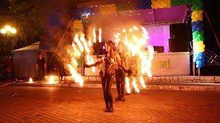День города Зеленоградск 2019  ФаерШоу