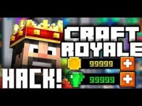How To Hack Craft Royale IOS