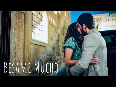 Download Miran & Reyyan / ReyMir - Season 3 All Kiss Scenes - Öpüşme Sahneleri - Besame Mucho - Hercai