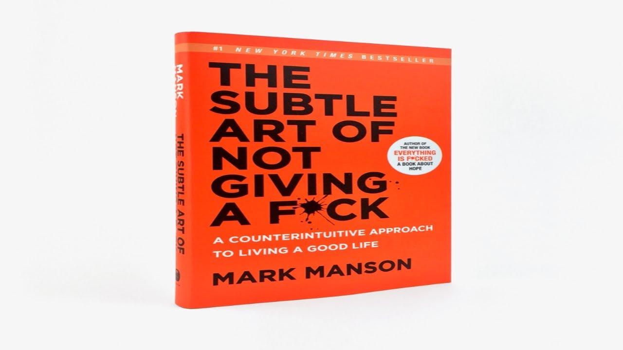 تحميل كتاب the subtle art of not giving