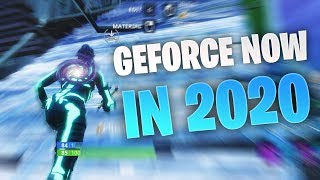The current state of GeForce Now in 2020