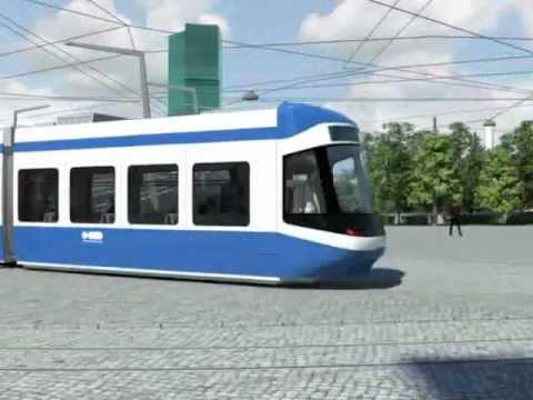 Tramverbindung Hardbrücke