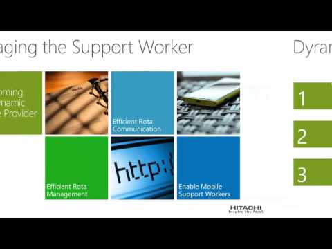 Hitachi Solutions UK - Social Care Webinar
