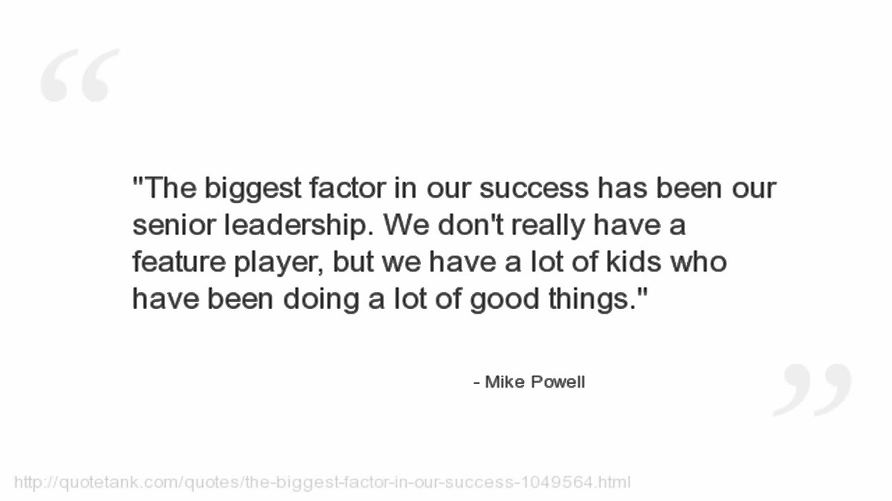Lacrosse Quotes Mike Powell Quotes  Youtube