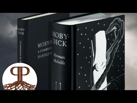 Book Stories: Moby Dick - The Folio Society Limited Edition