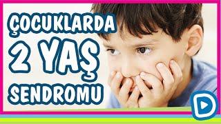 Çocuklarda 2 yaş sendromu nedir - Nasıl atlatılır?