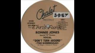 RONNIE JONES - DON