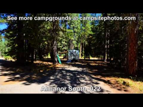 Lakeshore East Campground Lake Shasta California Camp