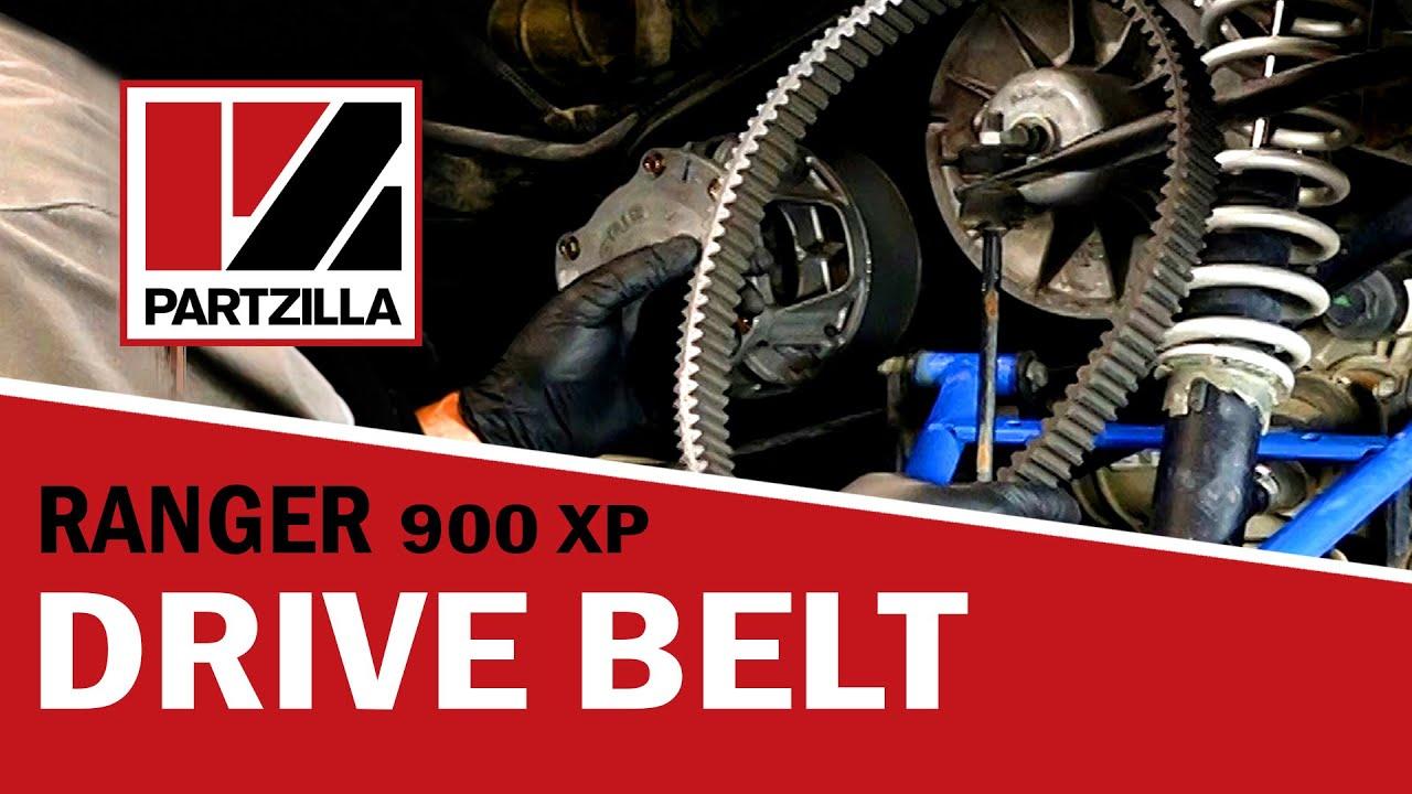 Polaris Ranger Drive Belt Change | 2016 Polaris Ranger 900XP | Partzilla com