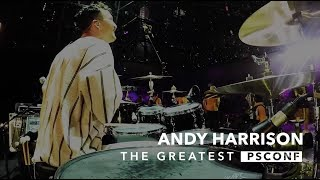 The Greatest - Planetshakers | Andy Harrison - Live Drums from Planetshakers Conference 2018