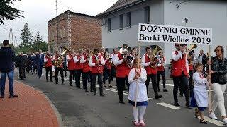 Dożynki gminne w Borkach Wielkich 2019