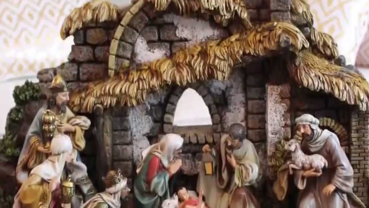The Nativity Scene Tradition Begun By St. Francis Of