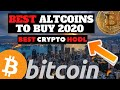 TOP 5 COINS TO BUY AND HOLD THROUGH 2018 - CRYPTOCURRENCY PICKS