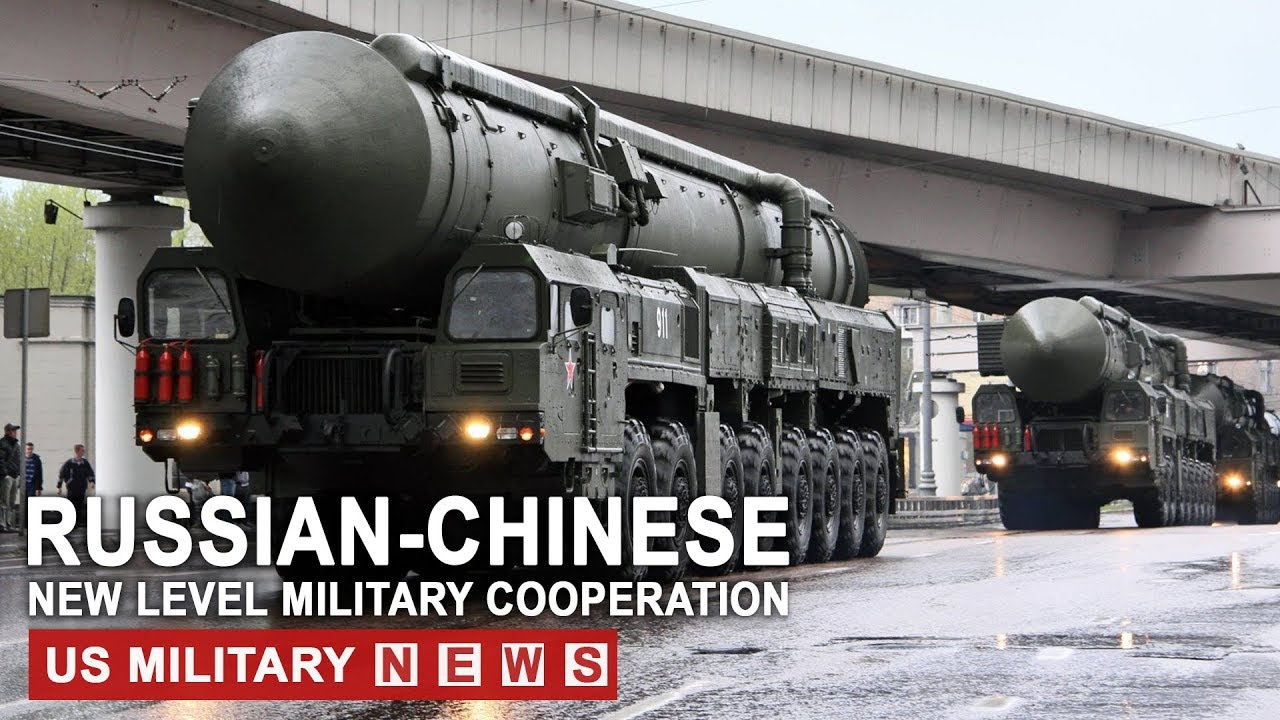 Chinese - Russian Military Cooperation Is Booming: Here's What They Are Making !!!